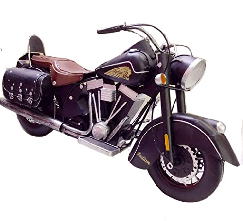 HONGNA Vintage Europ che Schmiedeeisen Handgefertigte Klassische Motorrad Modell Dekoration Studio Bar Café Shop Dekoration Geschenk Handwerk