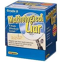 Edupress EP-3395 Mathological Liar Gr 2