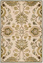 Artistic Weavers Lauren Ivory Viscose and Chenille 7 ft. 6 in. x 10 ft. 6 in. Area Rug