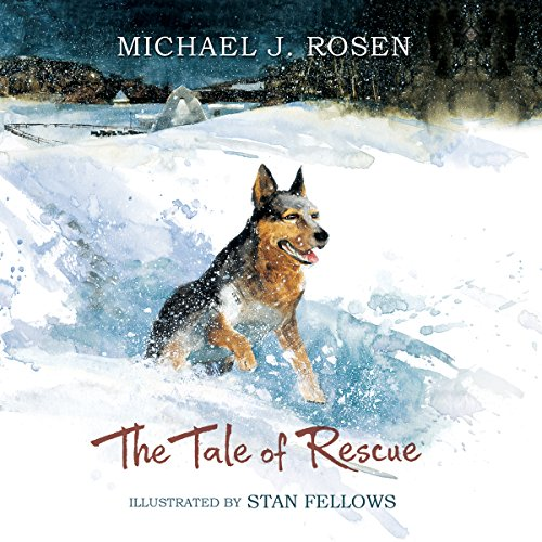 The Tale of Rescue audiobook cover art