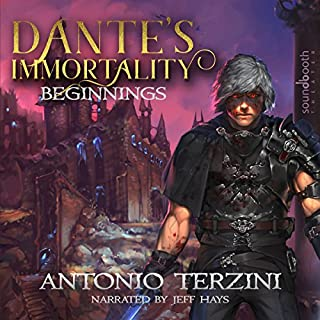 Couverture de Dante's Immortality: Beginnings