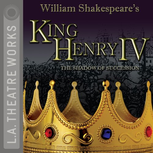 King Henry IV audiobook cover art