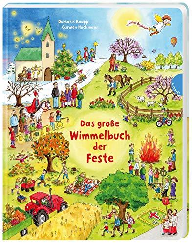 Dein kleiner Begleiter: Das große Wimmelbuch der Feste