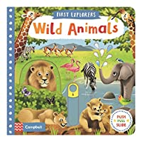 Wild Animals (First Explorers)