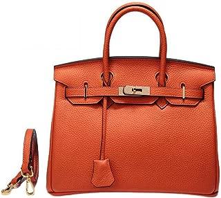 Lady Bag Handbag The New Shoulder Messenger Bag Women's Handbag (Color : Orange, Size : OneSize)