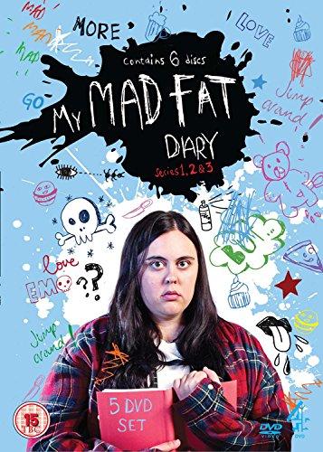 My Mad Fat Diary - Series 1-3 (6 Dvd) [Edizione: Regno Unito] [Edizione: Regno Unito]