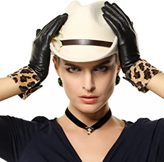 Best animal print leather gloves Reviews