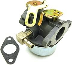 XRP Carburetor Carb Fits Tecumseh Engine HSK40 HSK50 HSSK40 HSSK50 HSSK55 HS50 LH195SA LH195SP 632107 632107A 640084 640084A 640084B