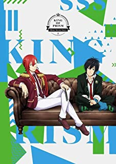 「KING OF PRISM -Shiny Seven Stars-」第1巻BD [Blu-ray]