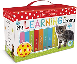 My Learning Library: Scholastic Early Learners (My First)