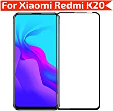 Doubledicestore Edge to Edge 6D/11D Tempered Glass for xiaomi redmi k20 / k20 pro (Black)