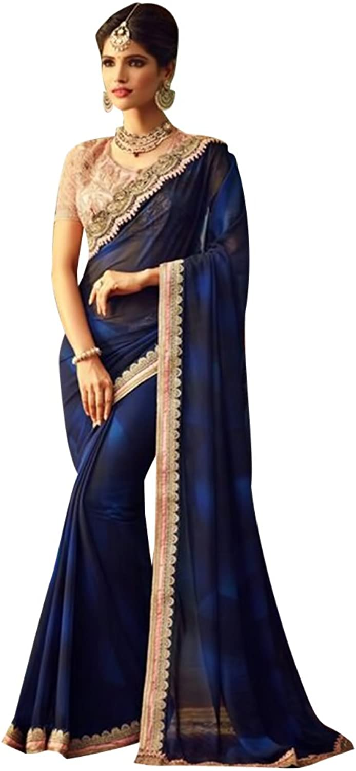 New Launch Bridal Saree Sari Collection Blouse Wedding Party Wear Ceremony Women Muslim eid 591 5