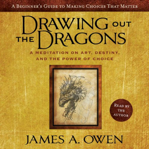 Drawing Out the Dragons audiobook cover art