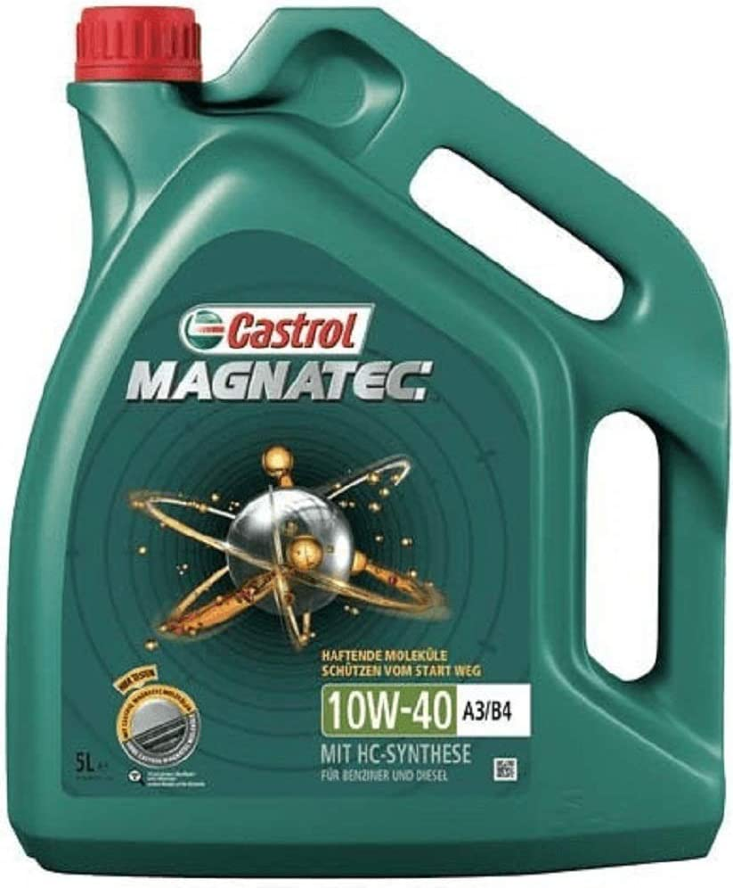 Castrol Magnatec 10w 40 B4 Motorenöl 5l Auto