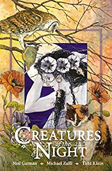 Creatures of the Night (Second Edition) by [Neil Gaiman, Michael Zulli]