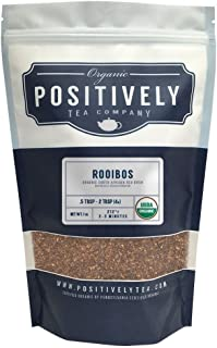 Positively Tea Company, Organic South African Rooibos, Loose Leaf, 16 oz. Bag