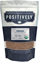 Positively Tea Company, Organic South African Rooibos, Rooibos Tea, Loose Leaf, USDA Organic, 1 Pound Bag