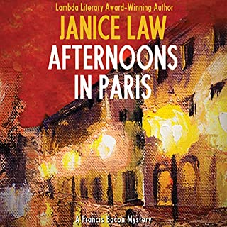Afternoons in Paris audiobook cover art