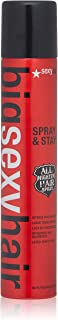 SEXYHAIR Big Spray & Stay Intense Hold Hairspray, 9 oz