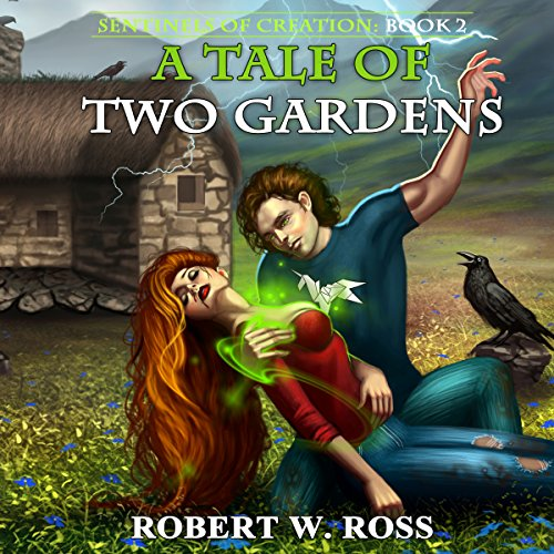 A Tale of Two Gardens cover art
