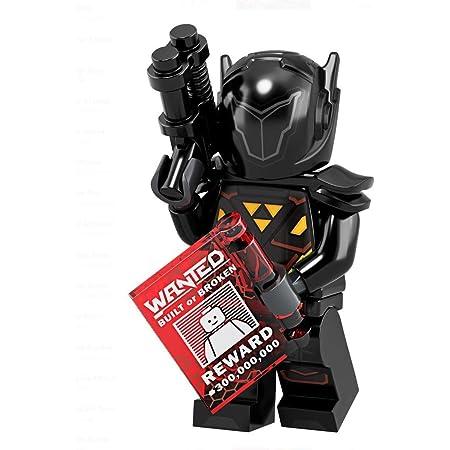 100/% Real Lego Series 19 Minifigure Galactic Bounty Hunter