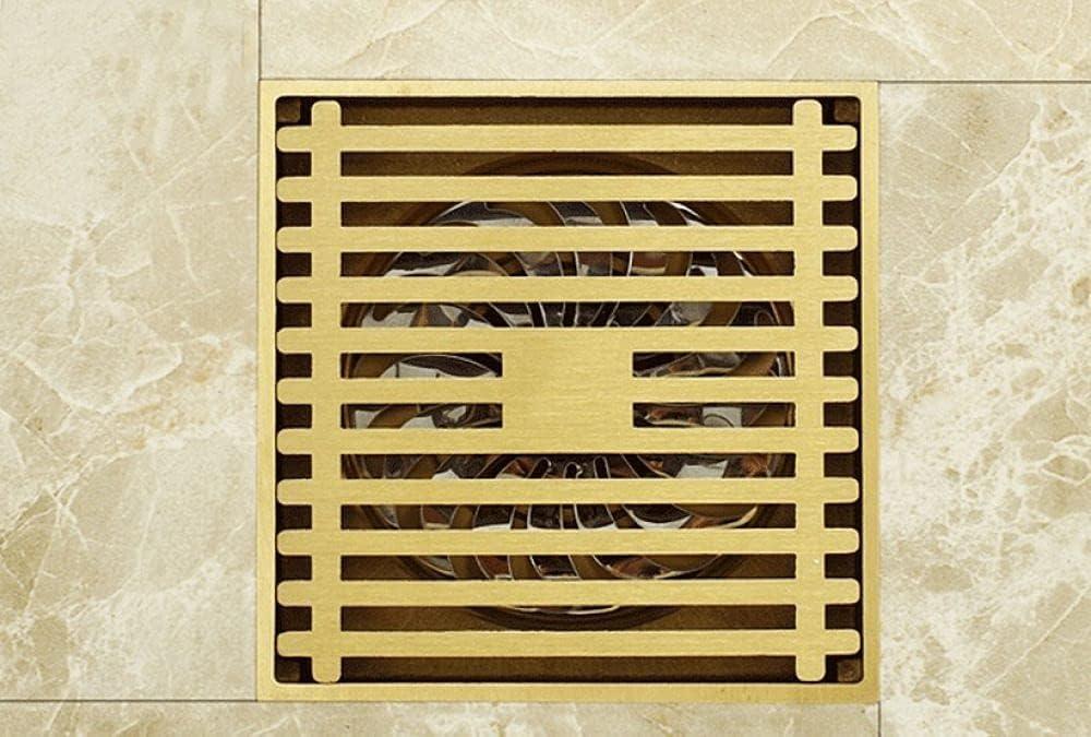 LOPIXUO drainstrainer Copper Shower Floor Drain San Antonio Mall A Bathroom Great interest Water