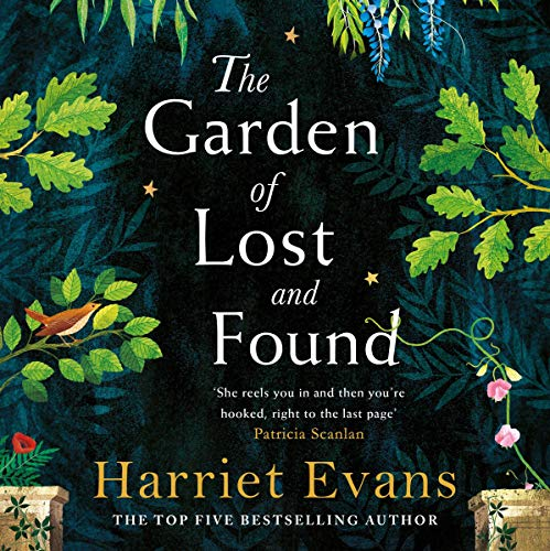 The Garden of Lost and Found audiobook cover art