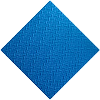 MAHFEI Foam Interlocking Floor Mats Puzzle Pad Gym Baby Crawling Floor Protection Soft Non-slip Easy To Clean, PE,multiple...