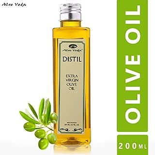 Aloe Veda Distil Extra Virgin Olive Massage Oil 200Ml