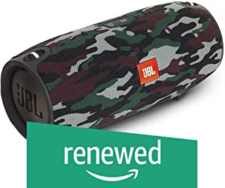 (Renewed) JBL Xtreme Ultra-Powerful Portable Speaker with Built-in Powerbank (Squad)