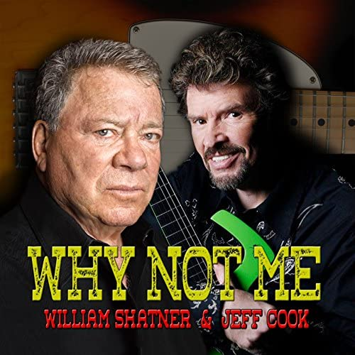 William Shatner & Jeff Cook
