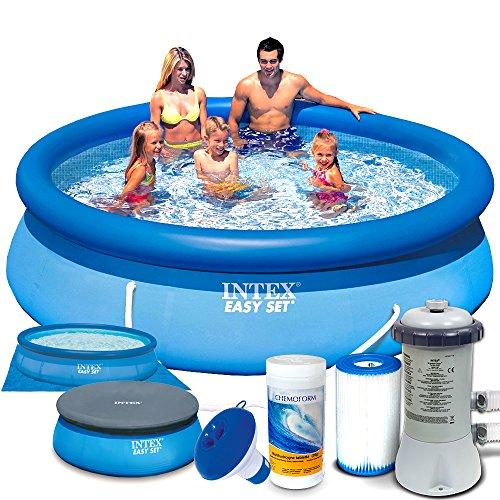 Global Set 7in1 Quick up Pool Intex 28122 Ø 305 x 76cm