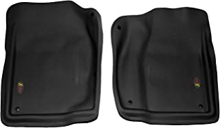 Lund 403001 Catch-All Xtreme Black Front Floor Mat - Set of 2