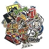 LOPADE Pegatina De Graffiti para La Banda De Rock Los Beatles Pegatinas para Automóviles Graffiti Pegatinas Personalizadas Bicicletas Computadoras Refrigeradores judicious