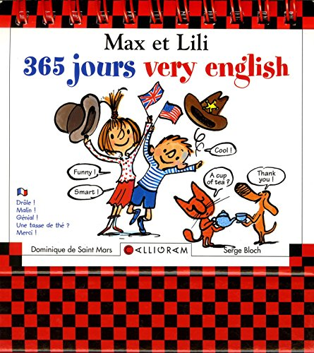 Max et Lili : 365 Jours Very English