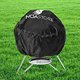 Noa Store BBQ Grill Cover w/ drawstring Compatible with Weber Jumbo Joe Gold 18 inches tabletop model