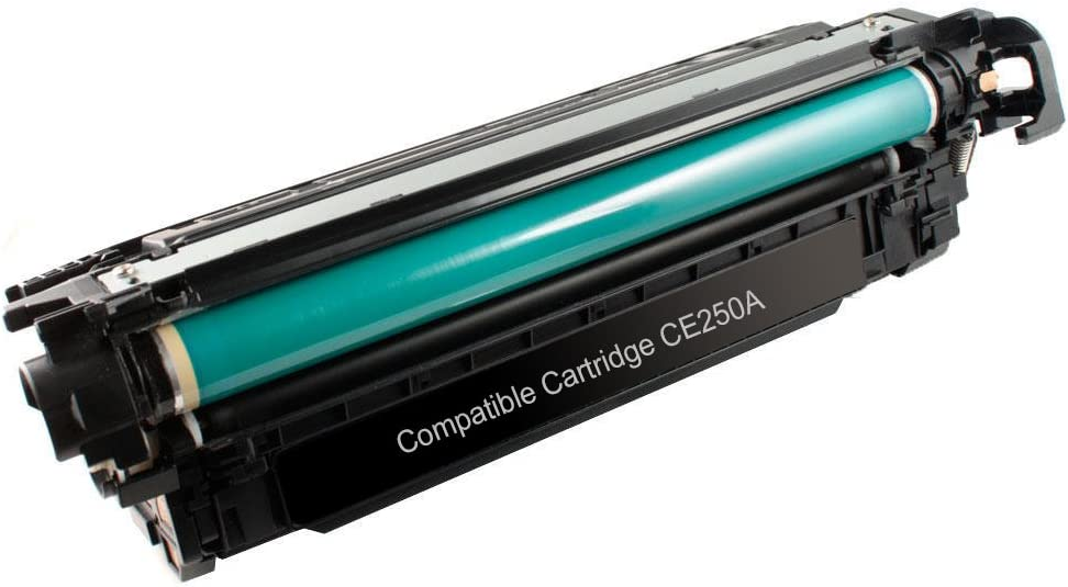 GreenEngineered Yellow Toner Cartridge Compatible for HP CE250A 504A Laserjet CM3530 (Yellow)