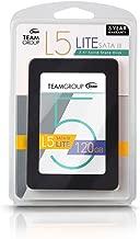 """Team Group L5 LITE 2.5"""" 120GB SATA III Internal Solid State Drive (SSD) T2535T120G0C101"""