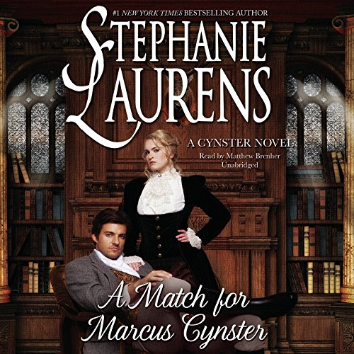 A Match for Marcus Cynster cover art