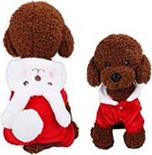 BiuBuy Cozy Windproof Winter Warm Pet Clothes,Cute Coat Hooded Style Keep Warm Comfortable Cat Dog Clothing