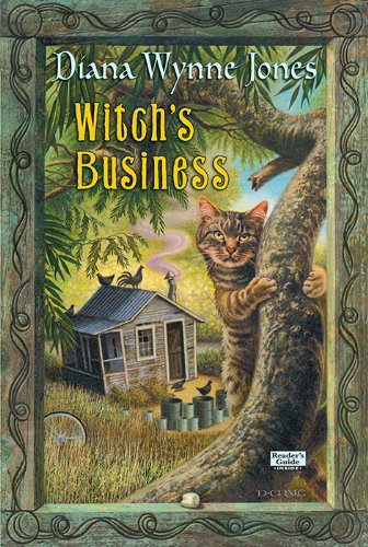 Witch's Business (English Edition)