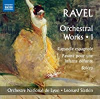 Ravel: Orchestral Works, Vol. 1 by Gilbert (2012-11-13)