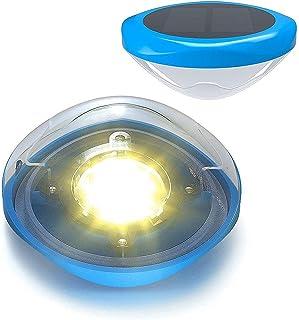 Solaire Flottant Lumière Étang lumière étanche flottant Boule Lampe solaire lumières Couleur Changement pour piscine bassi...