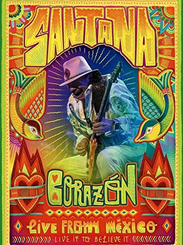 Carlos Santana - Corazon: Live From Mexico