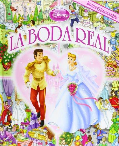 Disney Princesa. La Boda Real