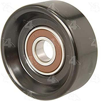 Drive Belt Idler Pulley-DriveAlign Premium OE Pulley Upper GATES 38001