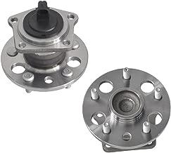 DRIVESTAR 512041x2 Pair of 2 New Rear Left Right Wheel Hub & Bearing Assembly for 98-03 Sienna Van