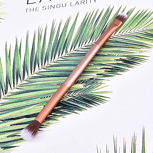 LZJE Pinceaux de Maquillage Set Eye Shadow Foundation Poudre Eyeliner Eyelash Lip Make Up Brush Cosmetic Beauty Tool Kit