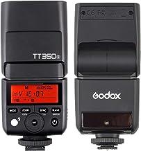 Godox TT350S 2.4G HSS 1/8000s TTL GN36 Wireless Speedlite Flash for Sony Mirrorless DSLR A7 A7R A7S A7-II A7-III A7R-II A7...