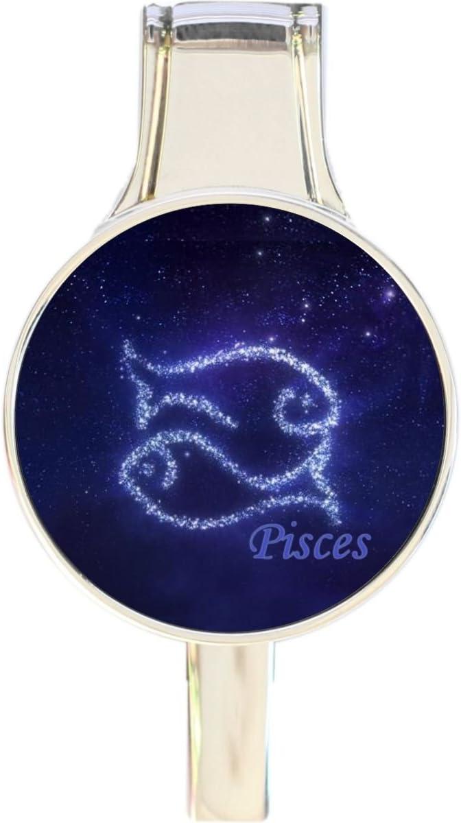 Pisces Fish Zodiac Stars Sales Bombing new work for sale Everything Hanger Re Hook Purse Handbag